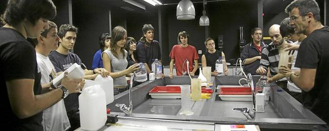 Incremento alumnos FP Grado Superior Aragon nueva oferta de formacion profesional