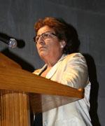Mendiara consejara de Educacion y Formacion Profesional de Aragon
